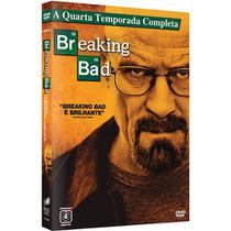 DVD Box - Breaking Bad - 4ª Temporada Completa - Sony pictures