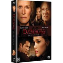 DVD BOX - Damages - 2ª Temporada Completa - Sony pictures