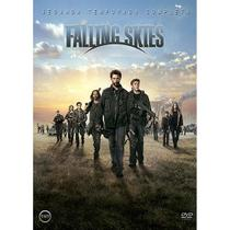 DVD Box - Falling Skies - 2 Temporada (3 Discos) - Warner bros.