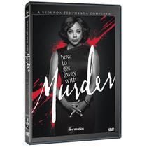 DVD Box - How to Get Away With Murder - 2 Temporada - Disney