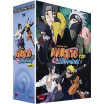 DVD BOX  Naruto Shippuden - 1 Temporada - Box 2 - Playarte