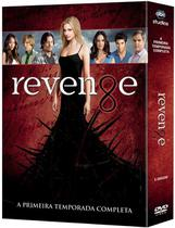 DVD Box - Revenge - 1ª Temporada Completa - 5 DVDs - LEGENDADO - Disney