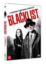 DVD Box - The Blacklist - 3ª Temporada - Sony Pictures