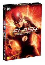 DVD Box - The Flash - 1ª e 2ª Temporada - Warner bros.