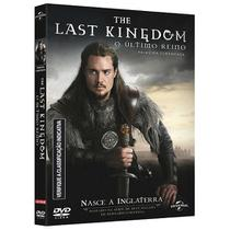 DVD Box - The Last Kingdom: O Último Reino - 1ª Temporada - Universal studios