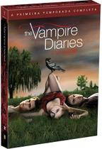 DVD Box - The Vampire Diaries - 1 Temporada Completa - 5 Discos - Warner bros.