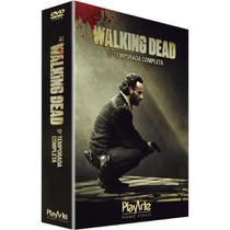 DVD BOX - THE WALKING DEAD - 5ª TEMPORADA COMPLETA - Playarte