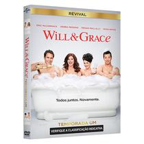DVD Box - Will  Grace Revival 1 Temporada - Universal studios