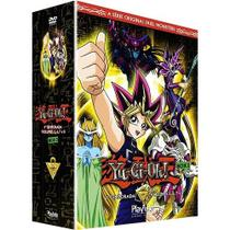 DVD Box - Yu-Gi-Oh! 1ª Temporada Vol. 5, 6, 7 e 8 - Playarte
