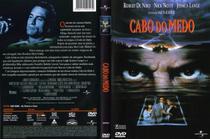 DVD - Cabo do Medo - Robert de Niro - universal