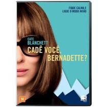 DVD Cadê Você, Bernadette - IMAGEM