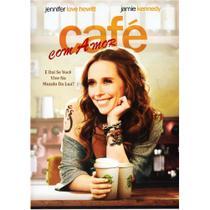 DVD Café com Amor - Califórnia Filmes
