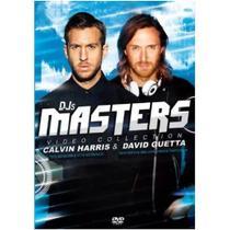 Dvd Calvin Harris & David Guetta - Djs Masters Video Collection - Strings & Music Eire