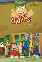 DVD Chaves - Em Desenho Animado Volume 1 - Diamond