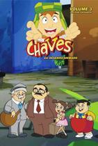 DVD Chaves - Em Desenho Animado Volume 3 - Diamond