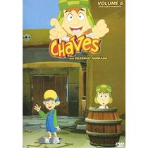 DVD Chaves - Em Desenho Animado Volume 6 - Diamond