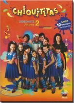 Dvd Chiquititas - Chiquititas V.2 Video Hits - Building Records