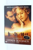 Dvd - Cidade dos Anjos Nicholas Cage - Warner Bros