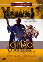 Dvd - Cipião, O Africano: General De César - Luigi Magni - Cult Classic