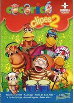 DVD Cocoricó - Clipes 2 - Cultura