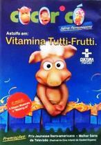 DVD Cocoricó - Vitamina Tutti frutti - Cultura