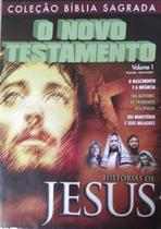 DVD Coleção Bíblia Sagrada Histórias de Jesus - NBO