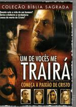 DVD Coleção Bíblia Sagrada - Um de Vocês me Trairá - NBO