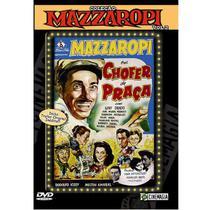 DVD Coleção Mazzaropi - Chofer de Praça - Cinemagia