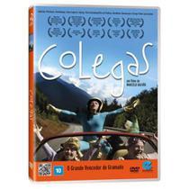 DVD Colegas Filme de Marcelo Galvão - Europa filmes