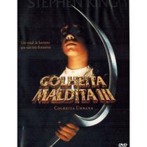 Dvd - Colheita Maldita 3 - A Colheita Urbana - Win Filmes