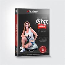 Dvd com exercício com Bosu Bioshape -
