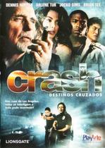 DVD Crash - Destinos Cruzados - Volume 1 - Sonopress