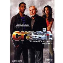 DVD Crash - Destinos Cruzados - Volume 2 - Sonopress