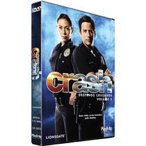 DVD Crash - Destinos Cruzados - Volume 3 - Sonopress
