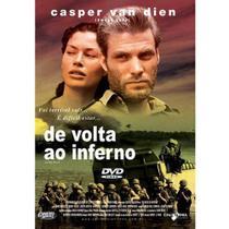 DVD - De volta ao Inferno - Califórnia Filmes