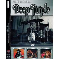 Dvd deep purple live video archive - Radar