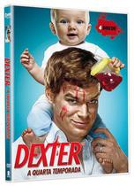 DVD - Dexter - 4ª Temporada - Legendado - Paramount filmes