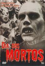 DVD Dia dos Mortos - Uma História de Horror e Medo - NBO