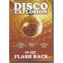 Dvd disco explosion flash back (dvd) - Gema Gravadora E Editora Ltda