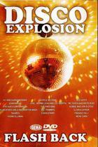 DVD Disco Explosion - O Melhor do Flash Back 17 Sucessos - Rhythm And Blues