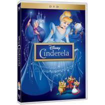 Dvd Disney Cinderela -