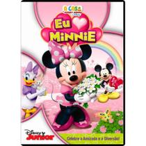 DVD Disney - Eu Minnie - Rimo