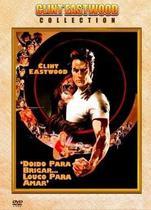 DVD Doido Para Brigar Louco Para Amar Clint Eastwood - Universal