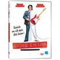DVD Dois em Um - Europa filmes