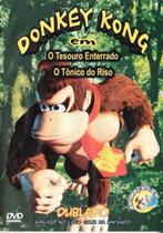 DVD Donkey Kong Vol. 4 - O Tesouro Enterrado - Sonopress