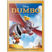 DVD - Dumbo: Edição Especial de 70º Aniversário - Disney