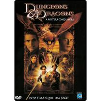 DVD Dungeons & Dragons - A Aventura Começa Agora - AMZ