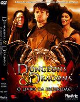 DVD - Dungeons  Dragons - O Livro Da Escuridão - Playarte