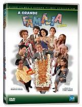 Dvd Duplo  A Grande Família: O Filme - Europa Filmes
