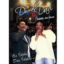 DVD Durval & Davi - 100% Ao Vivo - Os Ídolos Dos Ídolos - Radar